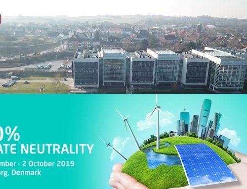 """Optakt til ProjectZeros klimakonference """"100 % Climate Neutrality Conference"""""""