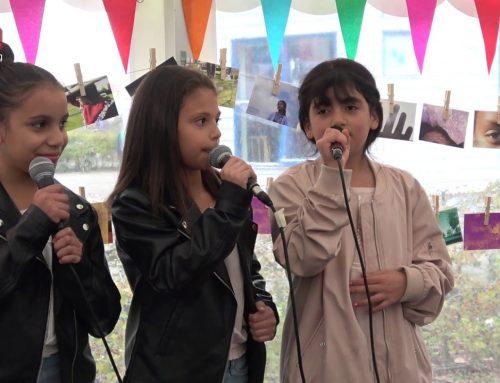 Børn og unge til Mini Art Festival