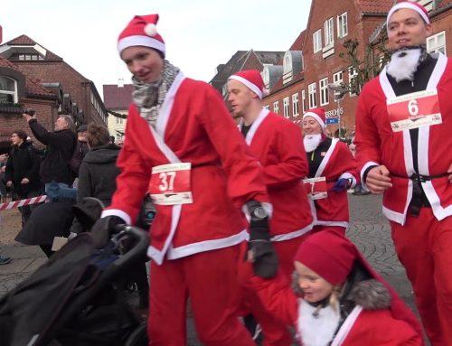 Julemandsløb i Tønder