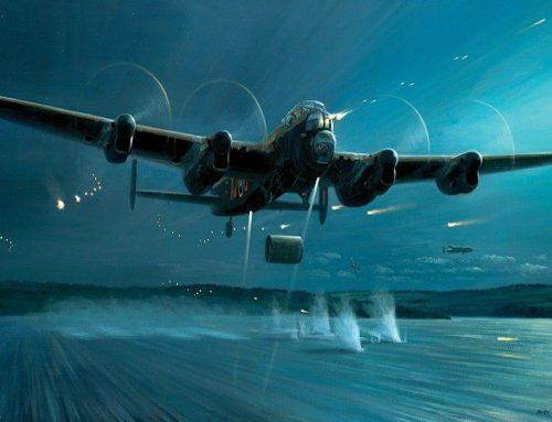 Arven efter de allierede bombefly – del 1