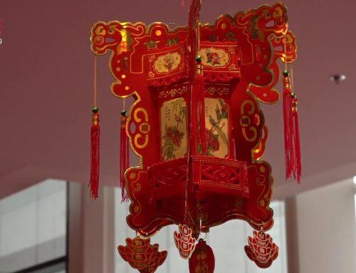 Nytår fejret på kinesisk manér