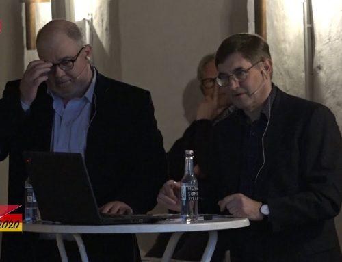Programserien Adskilt – Genforenet – Efterladt – valgstudie i Riddersalen på Sønderborg Slot