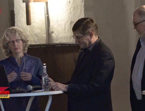 Valgstudie i Riddersalen på Sønderborg Slot – Valgresultatet zone 2