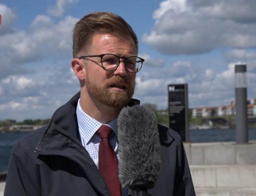 Transportminister Benny Engelbrecht om Als-Fyn forbindelse
