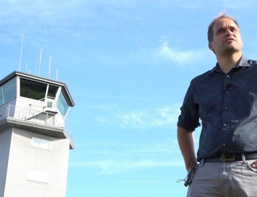 Tema: Corona og sønderjysk lufttrafik