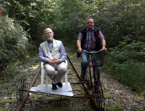 Cykeltur på Aabenraabanen