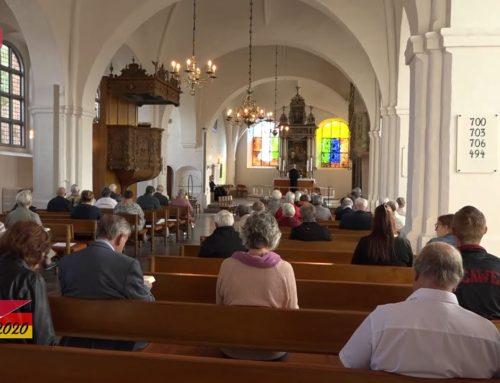Genforeningen – festgudstjeneste i Sct. Marie Kirke