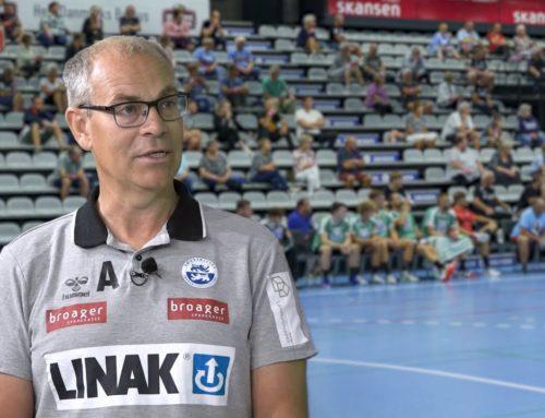 Jan Pytlicks opstart som træner i SønderjyskE