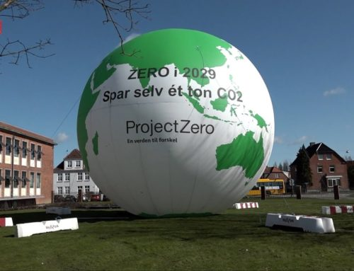 Det Grønne Ambassadørkorps – et initiativ under ProjectZero