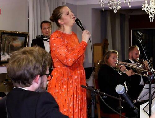 Sønderjysk fællesspisning og koncert – del 1