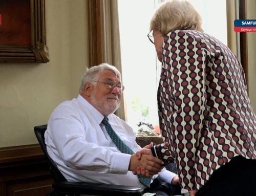 Gensyn med… Sønderborg Kommune udnævner sin første æresborger