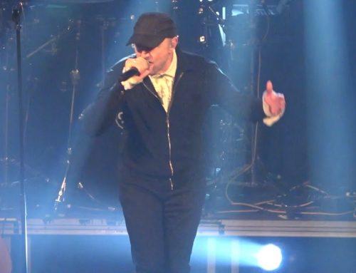 U2-koncert med bandet Die Herren – del 2