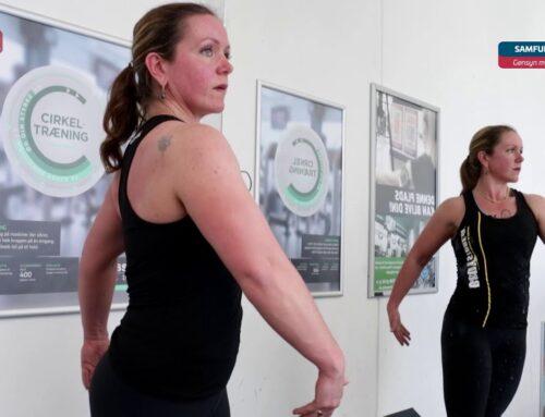 Gensyn med… Vild med bodyfitness