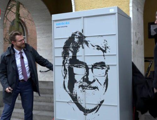 Gensyn med… Ny nærboks i Sønderjylland