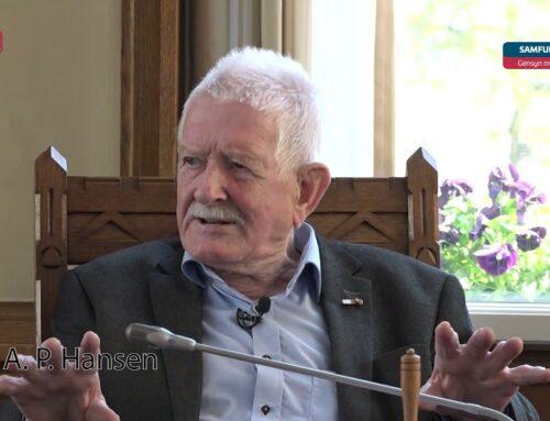 Gensyn med… AP Hansen som politiker