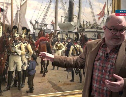 Gensyn med… Historien i Maleriet: 1. Slesvigske Krig