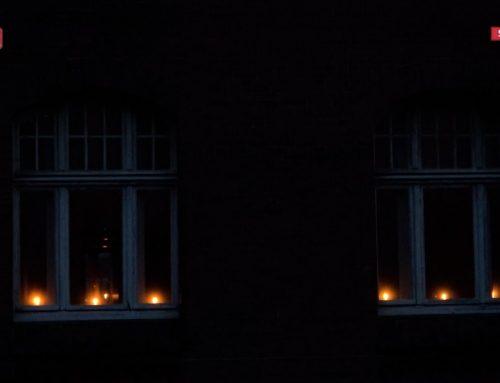 Danmarks befrielse – 4. maj med lys i vinduerne