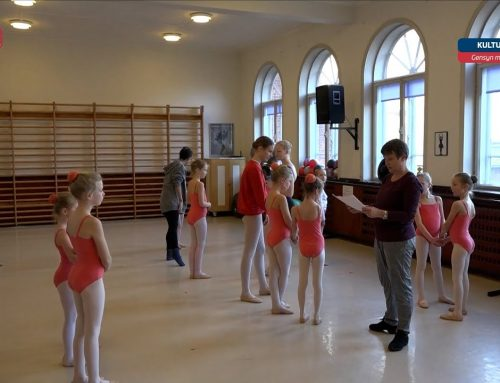 Gensyn med… 200 balletsko på Sønderjyllands Danseakademi