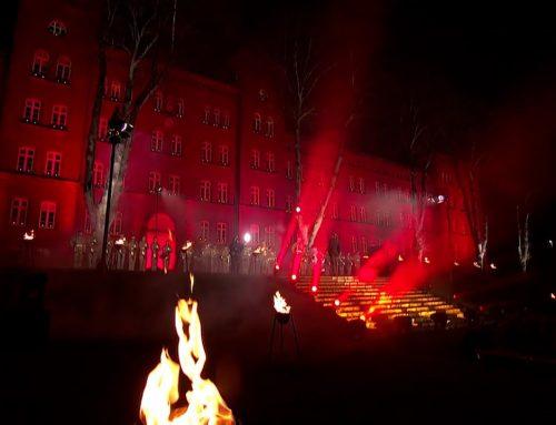 Haderslev Lysfest – HKH Kronprinsen tænder lys i en coronatid