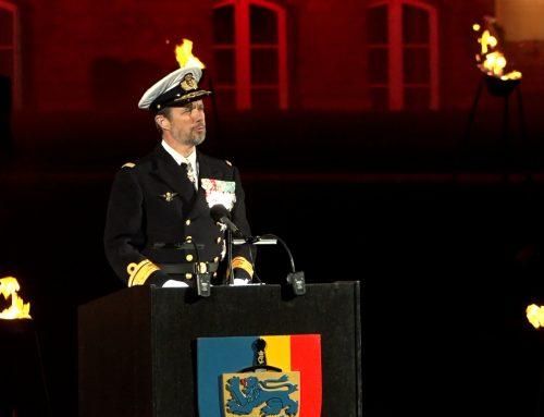 Haderslev Lysfest 2021 – fokus på HKH Kronprinsens optræden