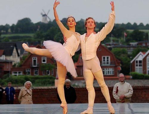 Gensyn med… Den Kongelige Ballet ved Sønderborg Slot – del 1