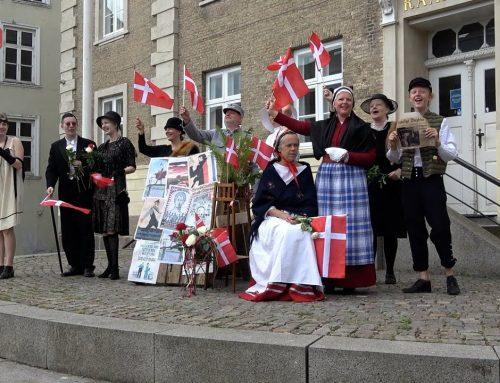 Genforeningsdagen i Aabenraa bød på refleksion og feststemning