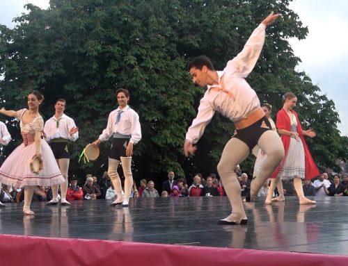 Gensyn med… Den Kongelige Ballet ved Sønderborg Slot – del 2