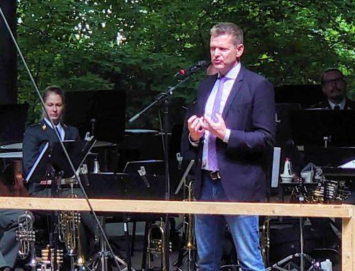 Gensyn med… Stor grundlovstale af Søren Brostrøm i Tinglev